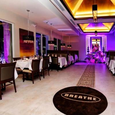 Breathe Restaurant And Ultra Hookah Lounge Delray Beach Fl