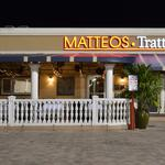 60% Off Dining Certificates/Coupons to Matteo's Trattoria, Hallandale Beach