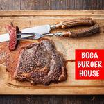 Get 60% Off Dining Certificates to Boca Burger House, Boca Raton from Charitydine.com