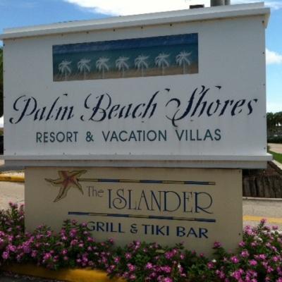 Tiki Bar North Palm Beach Fl