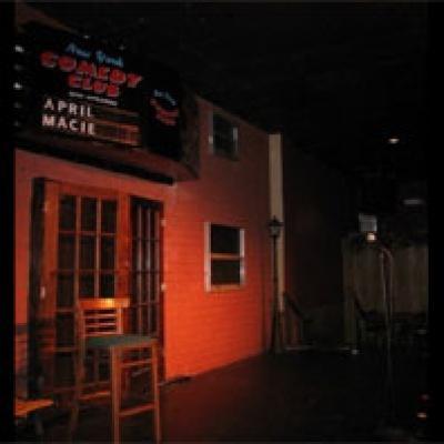 New york comedy club boca