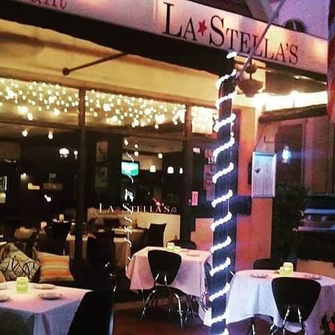 Get 60 off dining certificates to la stella 39 s boca raton for Fish restaurants in boca raton