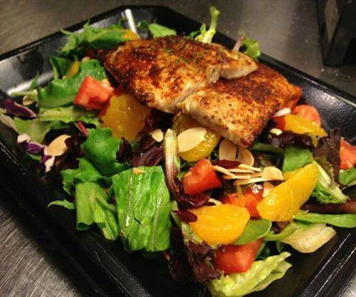 Tin fish on clematis coupon discount menu 118 for Tin fish restaurant
