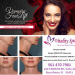 Get your 60% Off Spa Certificates to Vitality Laser Spa, Boca Raton from Charitydine.com